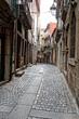 Oporto narrow street