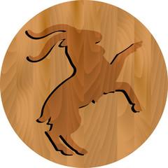 zodiac sign - Goat Year