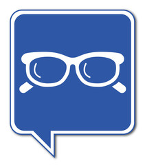 Logo lunettes.