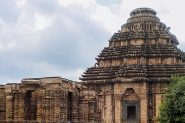 The Ancient Temple at Konark