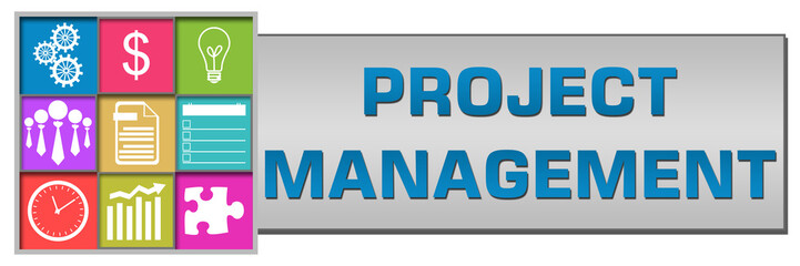Project Management Button Style