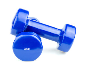 3kg home dumbbell weights for working out