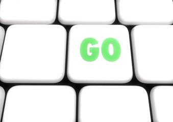 Tastatur GO