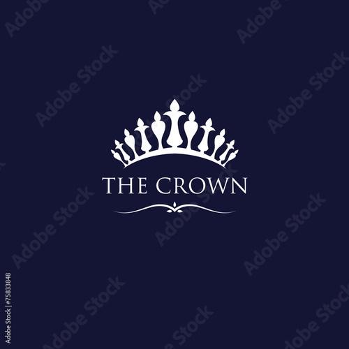 decorative crown - 75833848