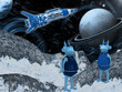 Spacecraft Landscape