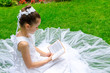canvas print picture - First Holy Communion