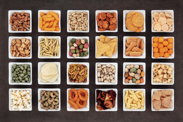 Savoury Snacks © marilyn barbone