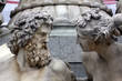 Detail of Pallas-Athene fountain in Vienna, Austria - 75836615