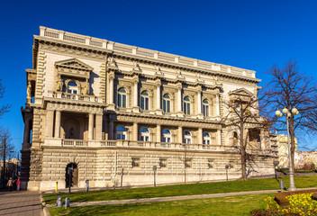 View of Belgrade City Hall - Serbia