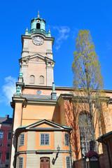 Sweden. Stockholm's Cathedral