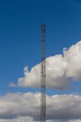 Antena Exterior de Radio