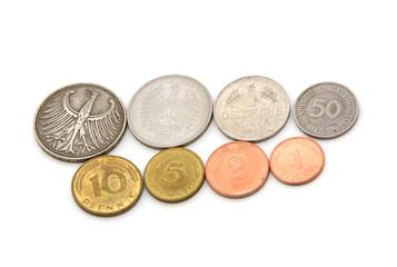 deutsche Währung