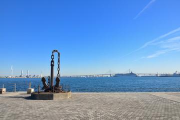 横浜の臨港パーク