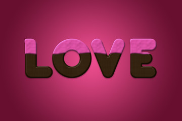 Love cioccolato