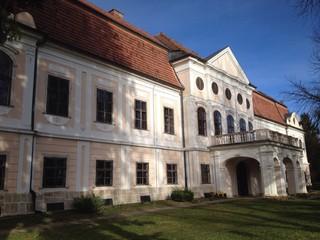 jankovic castle in daruvar