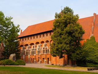 Grand Masters' Chapel in Malbork Castle