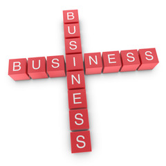 B2B Business To Business Concept