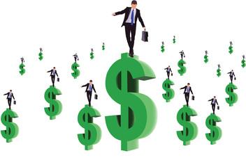 equilibrio sul dollaro