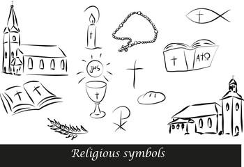 Religious symbols1