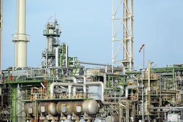 Erdölraffinerie, Raffinerie 0010
