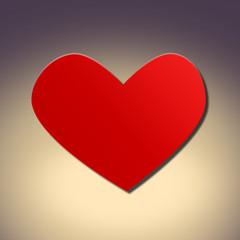 Feliz San Valentín Retro