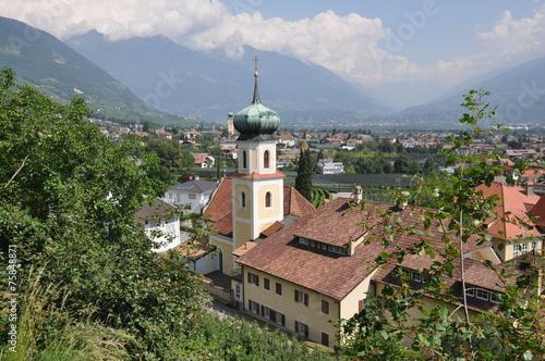 Südtirol, Meran, Lana © Buesi