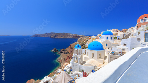 Foto op Canvas Europa Greece Santorini