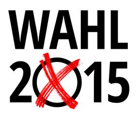 Wahl 2015