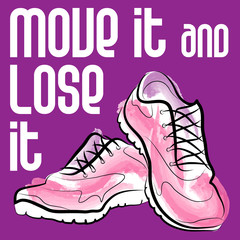 Move It Sneakers