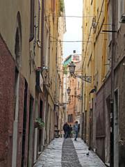 Sassari centro storico