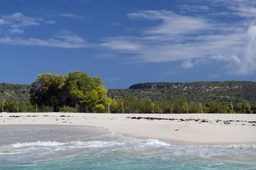Schildkröteninsel Tortuga (Île de la Tortue), Haiti