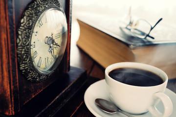 Kahve zamanı