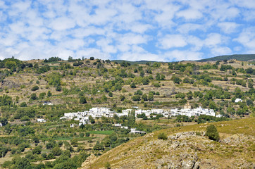 Alcutar (Berchules) in La Alpujarra