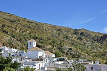 Notaez, small village in la alpujarra, Granada