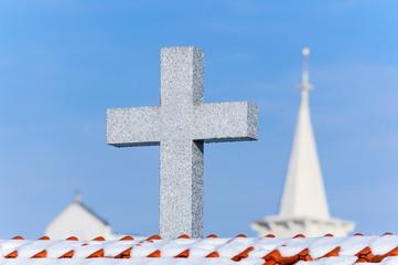 Kreuz Katholisch Symbol Kirche