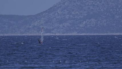 Primosten windsurfing