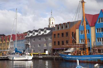 Faeroe island, Torshavn