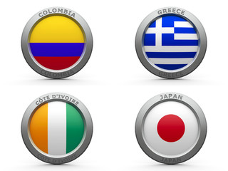 Brazil world cup 2014 group C