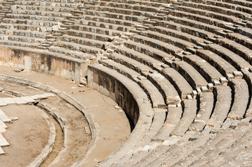 Amphitheater in Ephesus