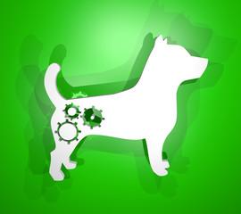 Green tech pet