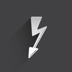 lightning web icon