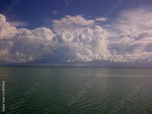 canvas print picture Kubanisches Meer