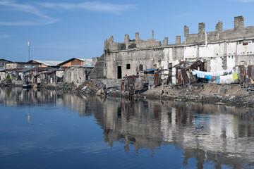 Slum bei Cap Haitien, Haiti