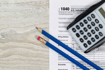 Tax Forms with business desktop objects