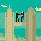 Business Merger poster