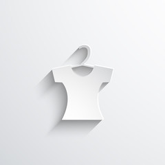 clothes for women web icon