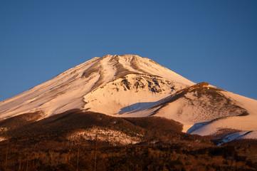 水ヶ塚からの富士山