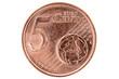 Five euro cent