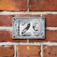 Number 129