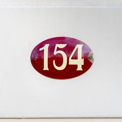 Number 154